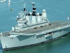 Britanicii blocati in strainatate, recuperati de nave de razboi