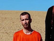 Britanicul David Haines, decapitat de Statul Islamic - Titus Corlatean: Sunt socat si revoltat