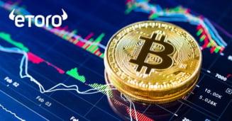 Brokerul eToro si investitiile in Bitcoin