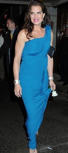 Brooke Shields, virgina pana la 22 de ani pentru ca se credea urata