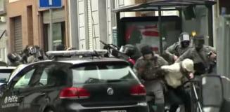 Bruxelles: Trei barbati arestati dupa ce au amenintat ca se vor detona intr-un hotel