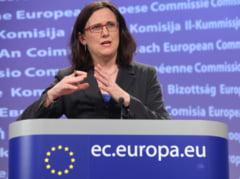 Bruxelles-ul cere un calendar pentru aderarea Romaniei si Bulgariei la Schengen