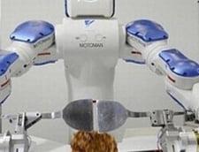 Bucatarii chinezi, inlocuiti de roboti