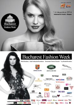 Bucharest Fashion Week sprijina tinerii designeri romani