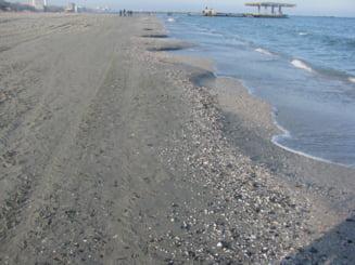 Bucurestean gasit mort pe plaja din Mamaia