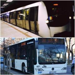 Bucurestenii vor putea calatori cu RATB-ul si metroul folosind un singur bilet. Iata preturile