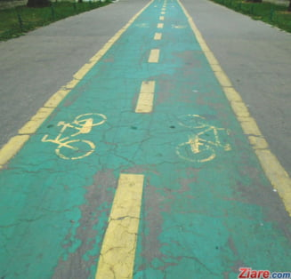 Bucuresti: 7,5 milioane de lei va costa primul traseu nou pentru biciclisti. Iata pe unde trece