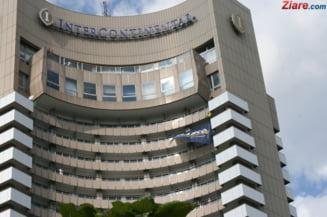 Bucuresti: O femeie a cazut de la etajul 17 al hotelului Intercontinental
