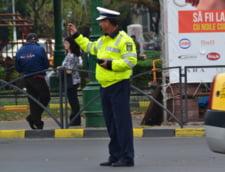 Bucuresti: Politia e in strada de Sarbatori