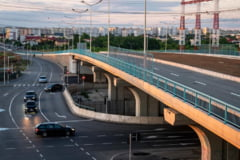Bucuresti: Strapungerea Nicolae Grigorescu- Splai Dudescu este finalizata si se va putea circula pe pasaj incepand de sambata