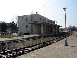 Bucuresti: Titan Sud, gara de unde pleaca un singur tren