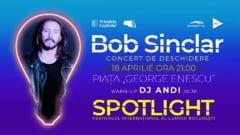 Bucurestiul devine un oras al luminilor: Incepe festivalul Spotlight