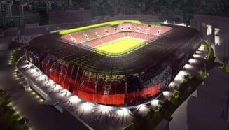 Bucurestiul va avea patru stadioane noi - care e primul ce va fi finalizat