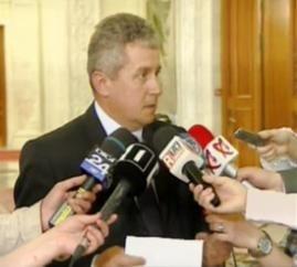Buda: Cererea de schimbare a Robertei Anastase de la sefia Camerei a fost respinsa