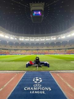 Budapesta, centrul fotbalului in Champions League. Ce meci se mai joaca in capitala Ungariei