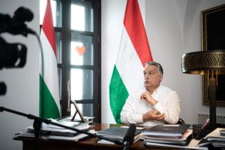 Budapesta ramane pe pozitii si blocheaza in continuare bugetul Uniunii Europene