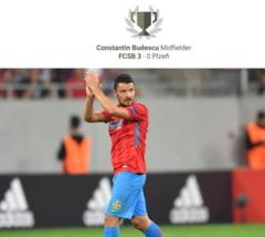 Budescu, fotbalistul etapei in Europa League: Anuntul oficial al UEFA