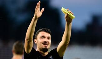 Budescu s-a intors din Qatar - anuntul facut la revenirea in tara