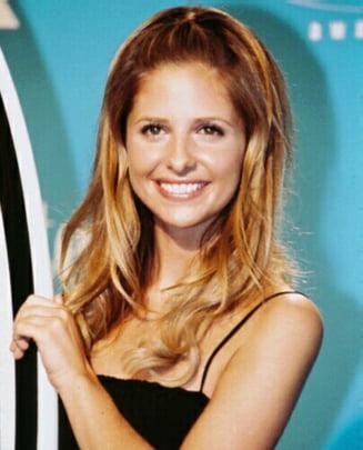 Buffy, spaima vampirilor, e insarcinata