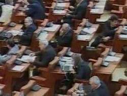 Bugetele Presedintiei, Senatului si Camerei Deputatilor - adoptate de plen