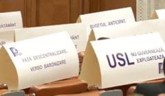 Bugetul, in Parlament: Vot la foc continuu si replici acide - Obiectii? Nu sunt, aprobat!