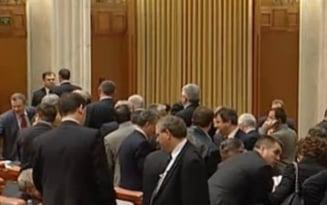 Bugetul, in comisiile din Parlament - Vezi cine a primit ok-ul