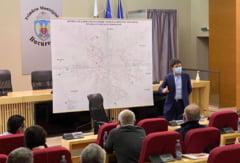 """Bugetul Capitalei, lansat in dezbatere publica. Nicusor Dan: """"E un buget care face curatenie in primarie si pregateste constructia Noului Bucuresti"""""""