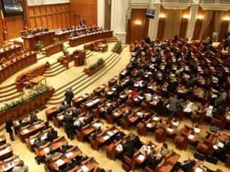 Bugetul Educatiei, adoptat in Parlament