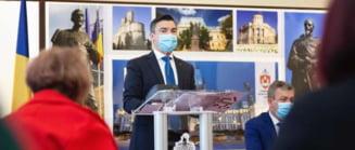 Bugetul Iasiului, aviz negativ: consilierii USR-PLUS s-au abtinut de la vot, cei ai PSD au parasit sala