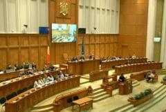 Bugetul a trecut de votul final in Parlament. Alocatii mai mari pentru copii, bani mai putini pentru serviciile secrete