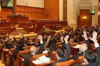 Bugetul ajunge la deputati si la senatori
