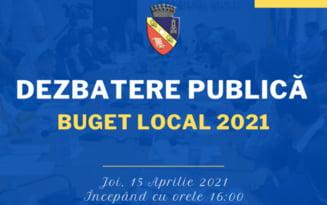 Bugetul local pentru anul 2021, in dezbatere publica la Slobozia