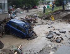 Bulgaria, inundatii fara precedent - Morti, disparuti, doliu national (Galerie foto)