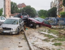 Bulgaria, inundatii fara precedent: Un sfert din recolta de grau a fost compromisa