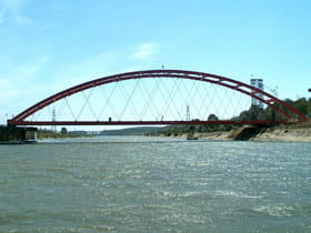 Bulgaria incepe constructia unui drum expres in continuarea podului Calafat - Vidin