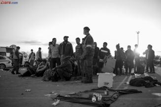 Bulgaria isi face si ea gard pentru a tine departe imigrantii