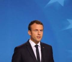 Bulgaria protesteaza fata de unele declaratii ''arogante'' ale presedintelui Macron