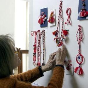 Bulgarii ne acuza ca le-am furat obiceiul martisorului