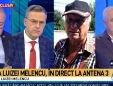 Bunicul Luizei Melencu l-a apostrofat pe Eugen Nicolicea, in direct la Antena3: Uitati unde am ajuns din cauza legilor pe care le-au dat el si Iordache!