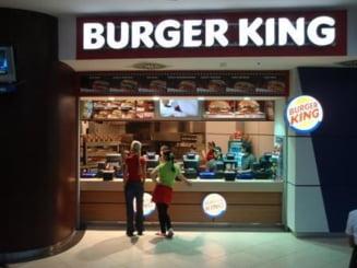 Burger King deschide inca un restaurant in Bucuresti, in Piata Romana