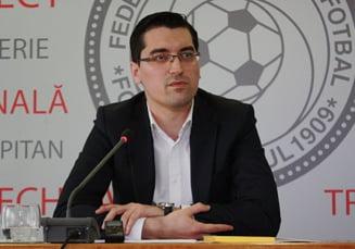 Burleanu anunta ca vrea un nou mandat la FRF: Voi castiga impotriva oricui