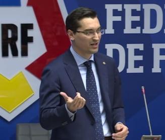 Burleanu dezvaluie ca FRF incaseaza o suma uriasa din vanzarea tricourilor echipei nationale