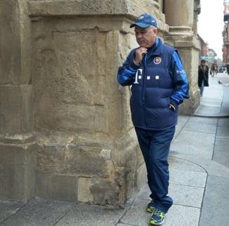 Burleanu face marele anunt: Ce se intampla cu Iordanescu dupa meciul Italia - Romania
