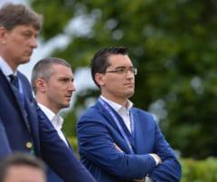 Burleanu il arata cu degetul pe Iordanescu dupa eliminarea Romaniei de la EURO 2016: A fost neputinta