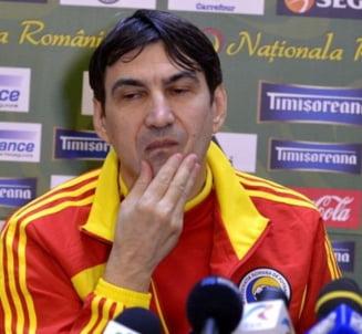 Burleanu il avertizeaza pe Piturca: Selectionerul ar putea fi demis