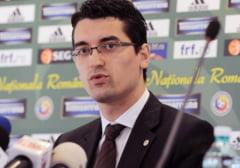 Burleanu se razboieste cu Blatter si FIFA