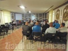 Bursa Locurilor de Munca organizata la Penitenciarul Focsani