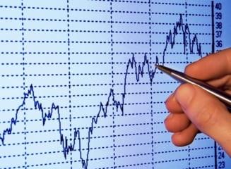 Bursa a crescut vineri in cel mai alert ritm din ultimele doua luni +4,5%