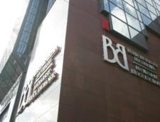 Bursa creste in urma tranzactiilor cu actiuni Rompetrol si Socep