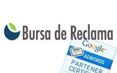 Bursa de Reclama devine partener certificat Google AdWords